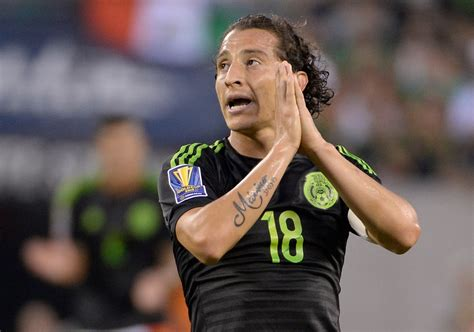 Ankle injury sidelines Andres Guardado, putting his ...