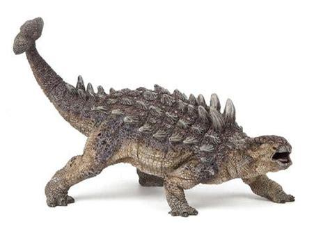 Ankylosaurus: der zerstörende Panzer unter den ...