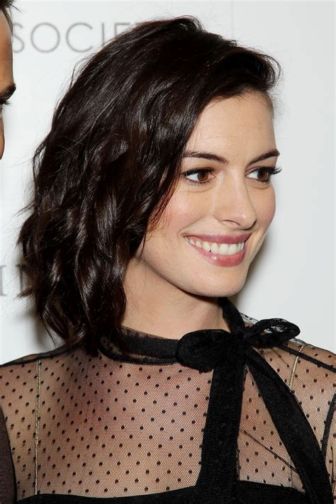 ANNE HATHAWAY at The Intern Screening in New York 09/22 ...