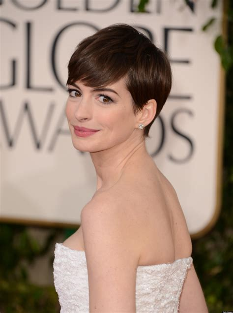 Anne Hathaway, Best Supporting Actress Winner At Golden ...