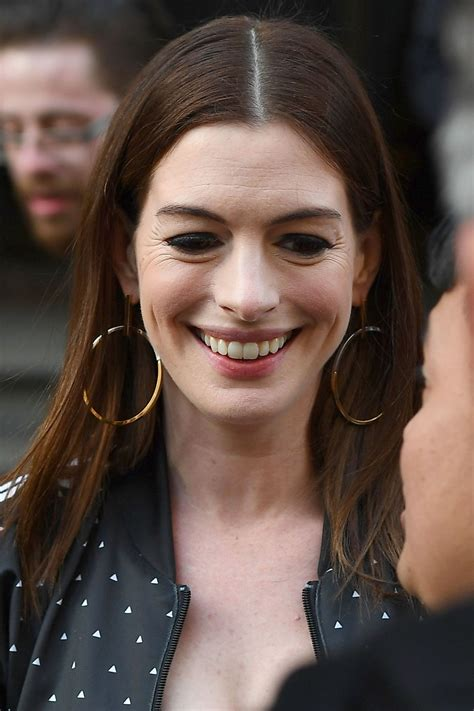 Anne Hathaway   Out in London 04/18/2019