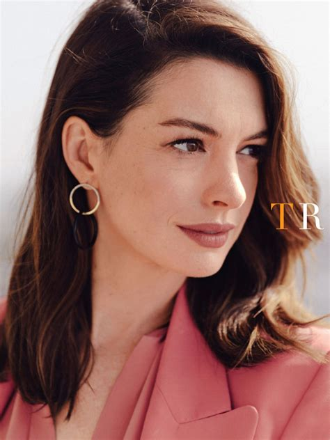 Anne Hathaway   People USA 02/11/2019