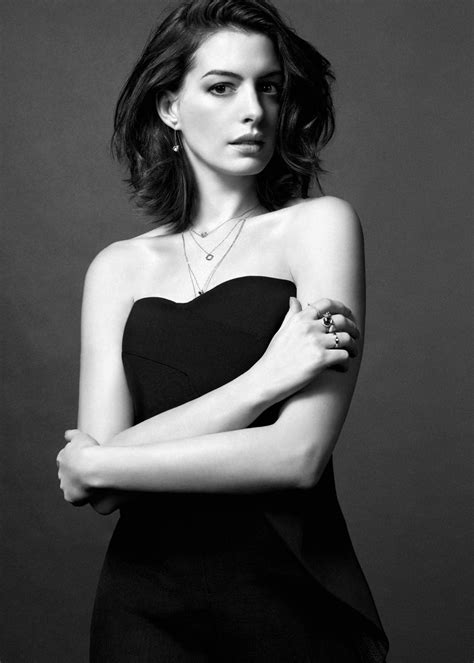 Anne Hathaway Photo Shoot for Keer, 2016