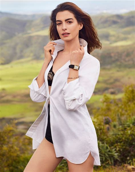 Anne Hathaway   Shape Magazine June 2019 Cover and Photos