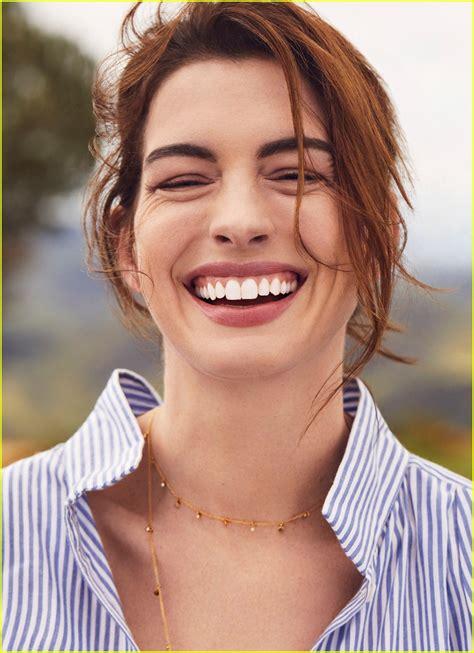 Anne Hathaway   Shape Magazine June 2019