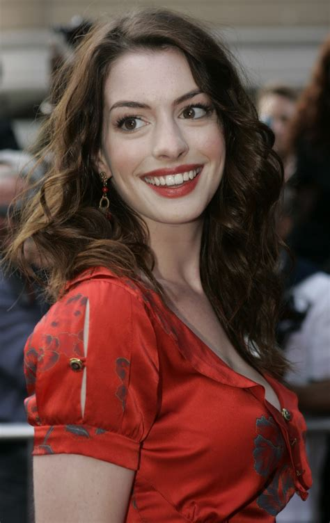 Anne Hathaway special pictures  13  | Film Actresses