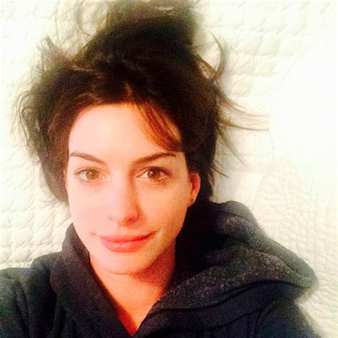 Anne Hathaway Takes Over InStyle s Instagram Account ...