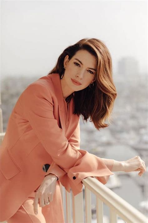 Anne Hathaway   The New York Times January 2019