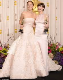 Anne Hathaway walked away from Jennifer Lawrence s Silver ...