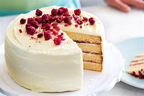 Anneka Manning s layered white chocolate cake   Recipes ...