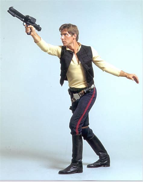 Another Han Solo ANH for your viewing pleasure... PIC HEAVY