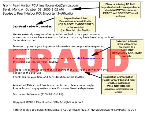 Another variation of scam fraud email The World Bank ...