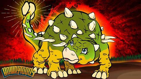 Anquilosaurio   Canciones de Dinosaurios de Dinostory por ...