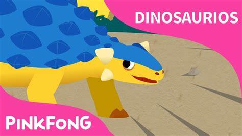 Anquilosaurio   Dinosaurios   PINKFONG Canciones ...