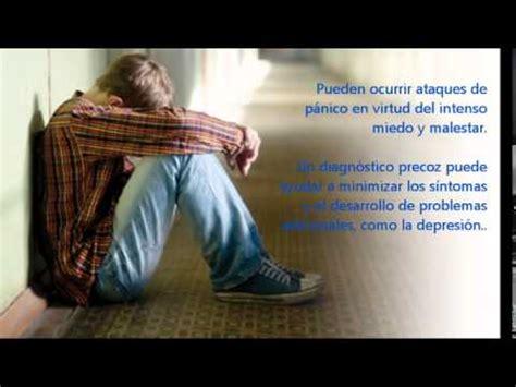 Ansiedad social, trastorno de ansiedad social, fobia ...
