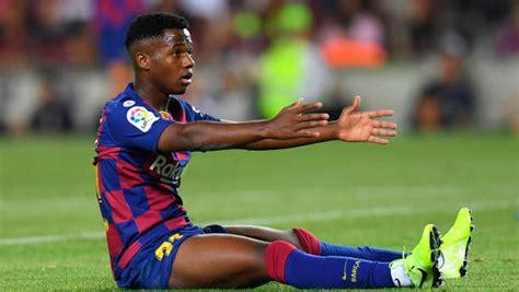 Ansu Fati rechazó al Madrid para irse al Barça