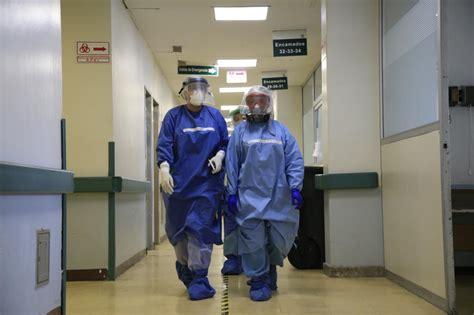 Ante la pandemia IMSS en respuesta máxima de atención ...