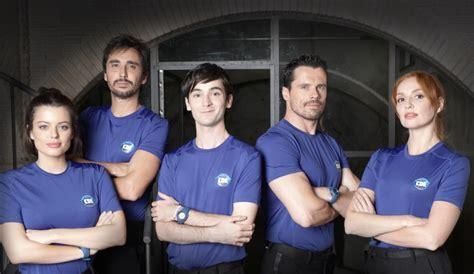 Antena 3 estrena el teaser de  Cuerpo de élite , la serie ...