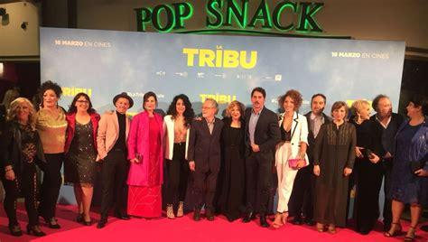ANTENA 3 TV | Madrid acoge la premier de  La Tribu , la ...