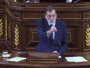 ANTENA 3 TV   Mariano Rajoy:  Es el alcalde el que quiere ...