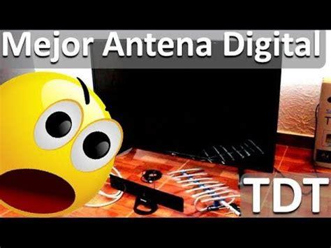 Antenas Para Televisión Digital TDT   Mejor Antena Tdt ...