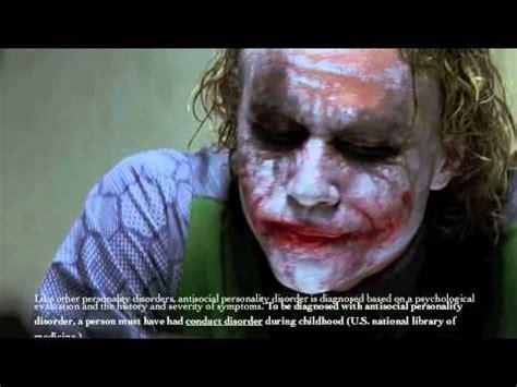 anti social personality disorder   YouTube