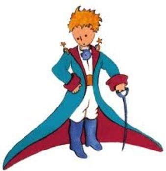 Anticipation Guide, The Little Prince by Antoine de Saint ...