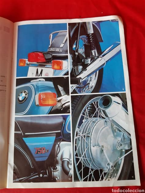antiguo catálogo de motos bmw   Comprar Catálogos ...