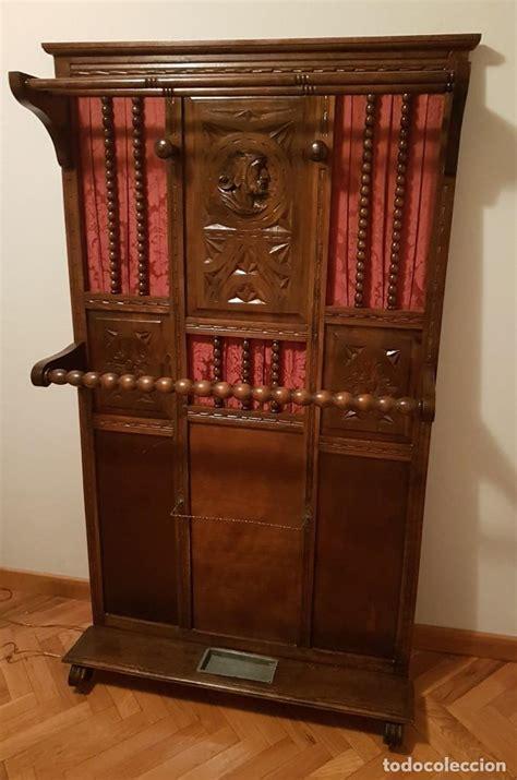 antiguo mueble de entrada recibidor, perchero,   Comprar ...