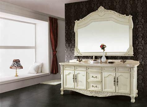 Antique Bathroom Cabinet / Classic Design Bathroom Vanity ...