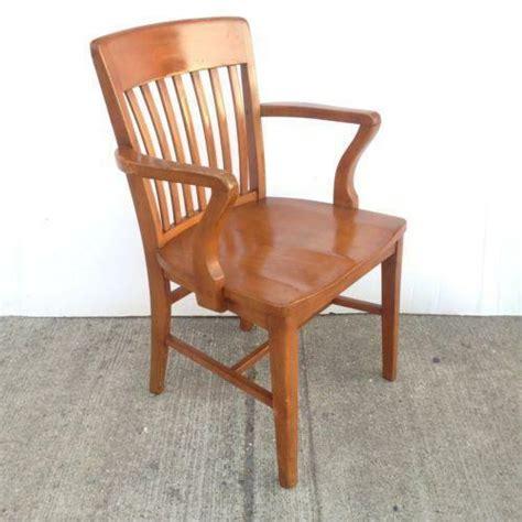 Antique Desk Chair | eBay