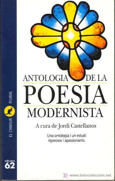 Antologia de la poesia modernista. literatura c   Vendido ...