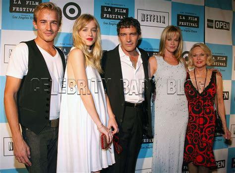 Antonio Banderas and family gather for LA Film Festival ...