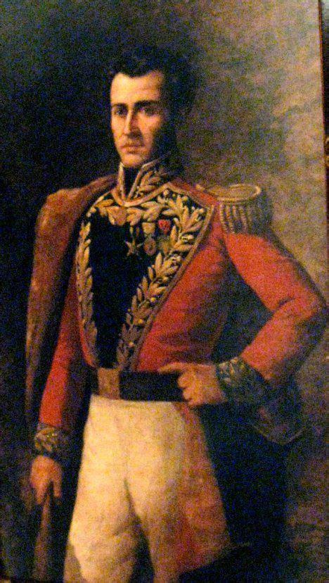 Antonio Jose de Sucre   Antonio Herrera Toro, oleo sobre ...