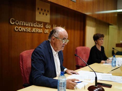 Antonio Zapatero:  Es favorable la situación de Madrid ...