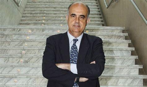 Antonio Zapatero, gerente  oficioso  del Hospital de ...