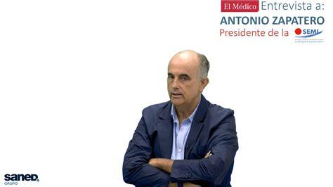 Antonio Zapatero reclama dotación económica para aplicar ...