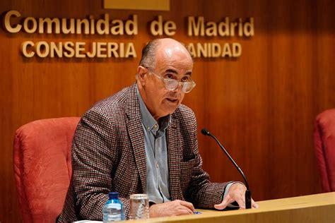 Antonio Zapatero   viceconsejero de Salud Pública de ...