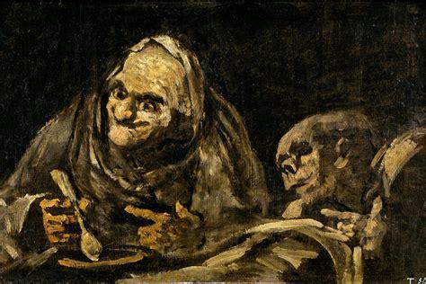 antrophistoria: Goya, pintura y enfermedad