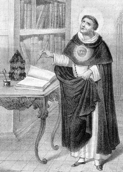 Antropología Medieval: Santo Tomas De Aquino