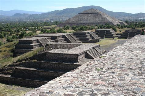 ANTROPOLOGÍA Y ECOLOGÍA UPEL: Cultura Teotihuacán