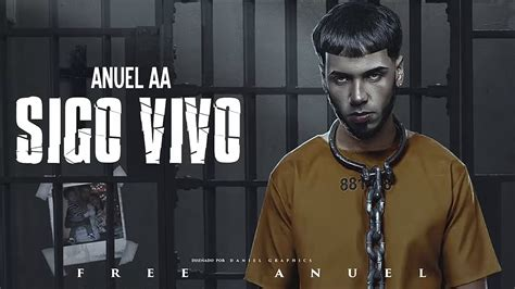 ANUEL AA SIGO VIVO FREE ANUEL   YouTube
