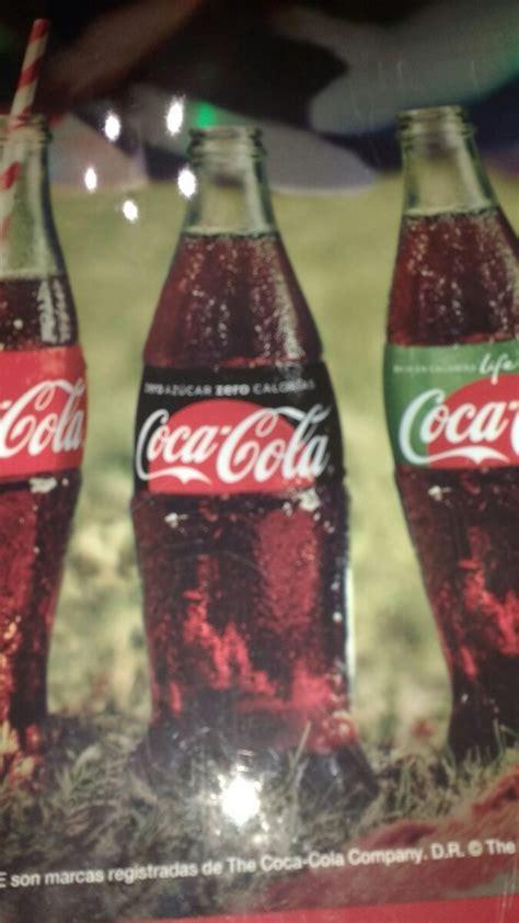 Anuncio De Coca Cola   $ 50.00 en Mercado Libre