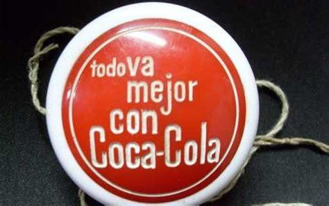 Anuncio de Coca cola años 60