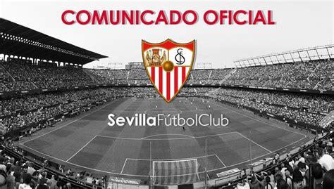 ANUNCIO DEL NUEVO SPONSOR Y EQUIPACIONES   SEVILLA FC