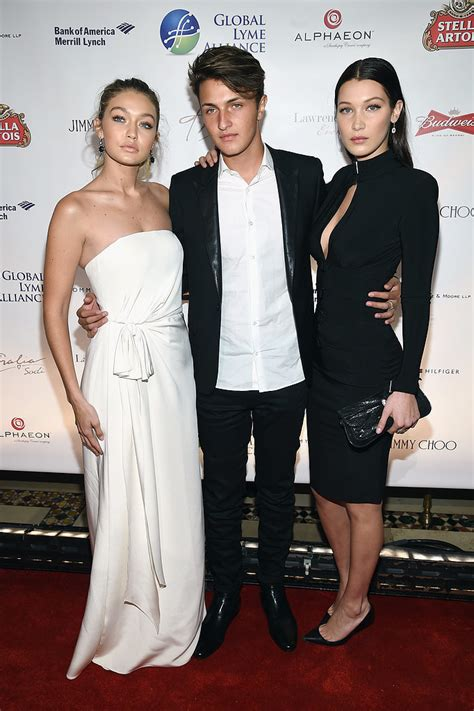 Anwar Hadid | It s Official: The Hadids Are the Most ...