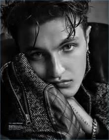 Anwar Hadid | Vogue Man Arabia | 2017 Cover Photo Shoot ...