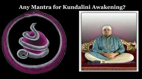 Any Mantra for Kundalini Awakening?   YouTube