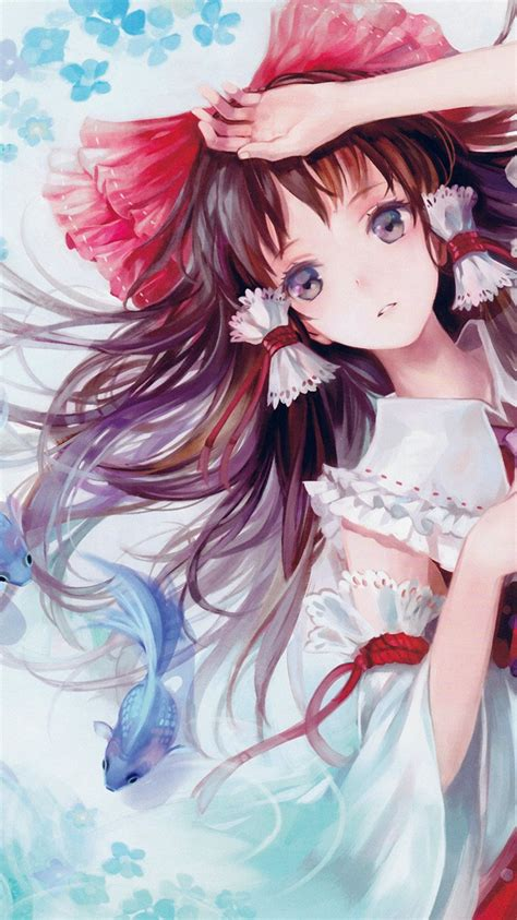 ao18 anime art paint girl cute   Papers.co