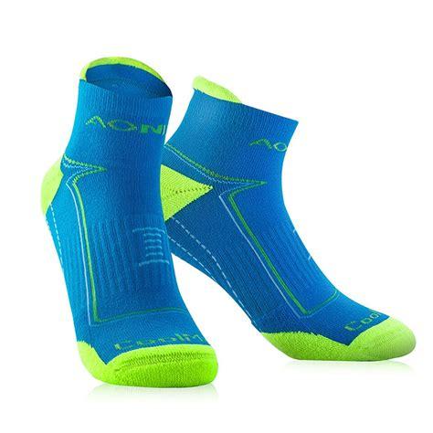 AONIJIE Men s Cycling Sock Runing Compression Socks ...